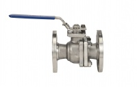 Ball Valve Stainless 2 In